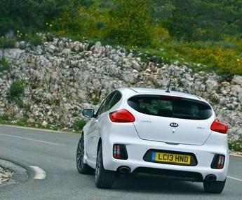 Kia GT 5