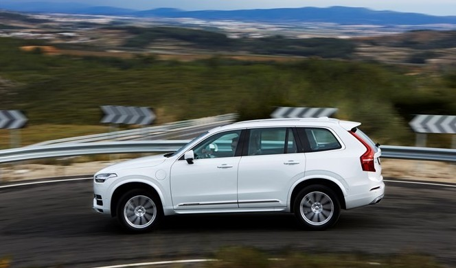 All-new Volvo XC90 T8
