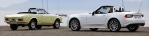 1199525_Classic Fiat 124 Spider and New Fiat 124 Spider_16