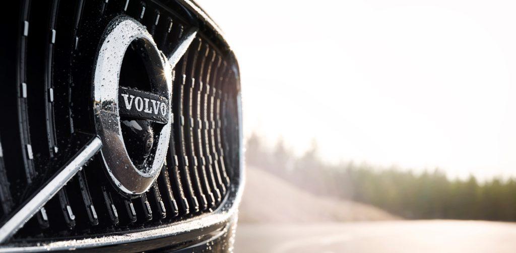 New Volvo V90 Cross Country detail
