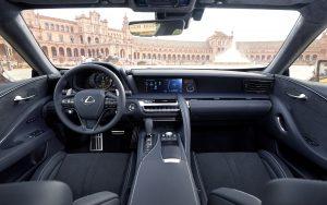 2017_Lexus_LC500_NaplesYellow_InteriorDet_1